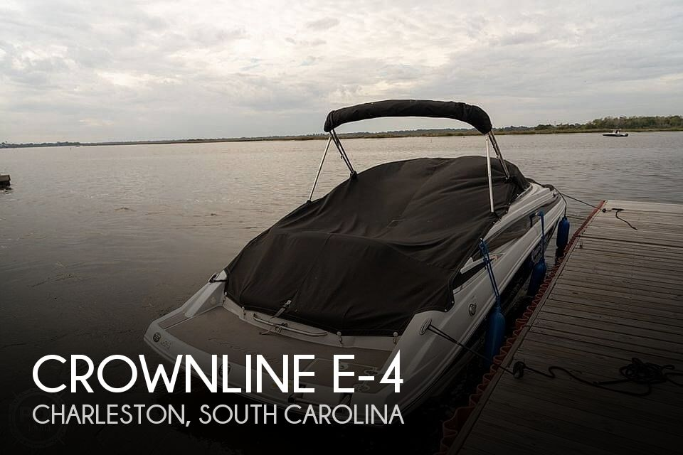 Used Deck Boats For Sale by owner | 2016 Crownline e-4