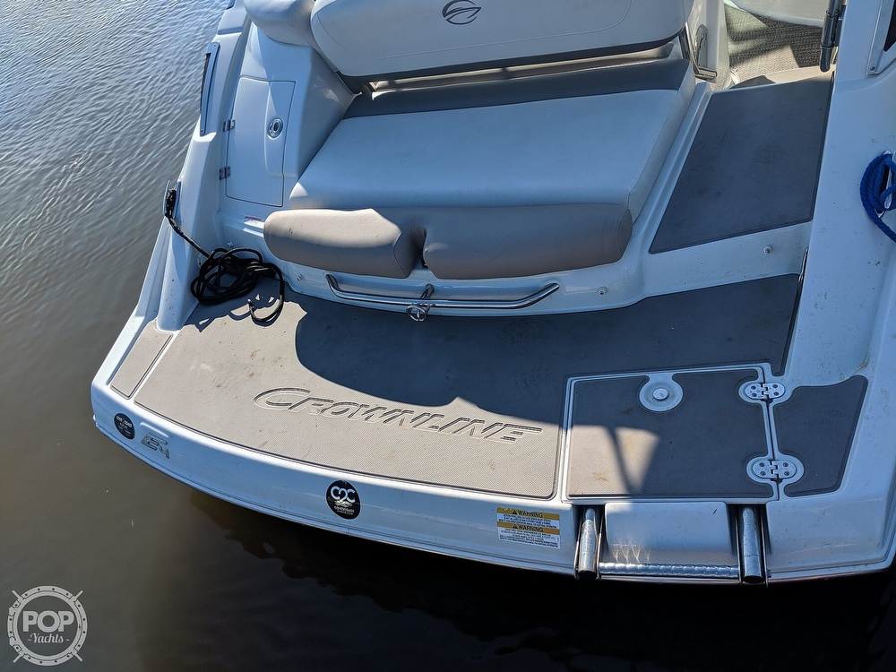 2016 Crownline boat for sale, model of the boat is e-4 & Image # 3 of 40