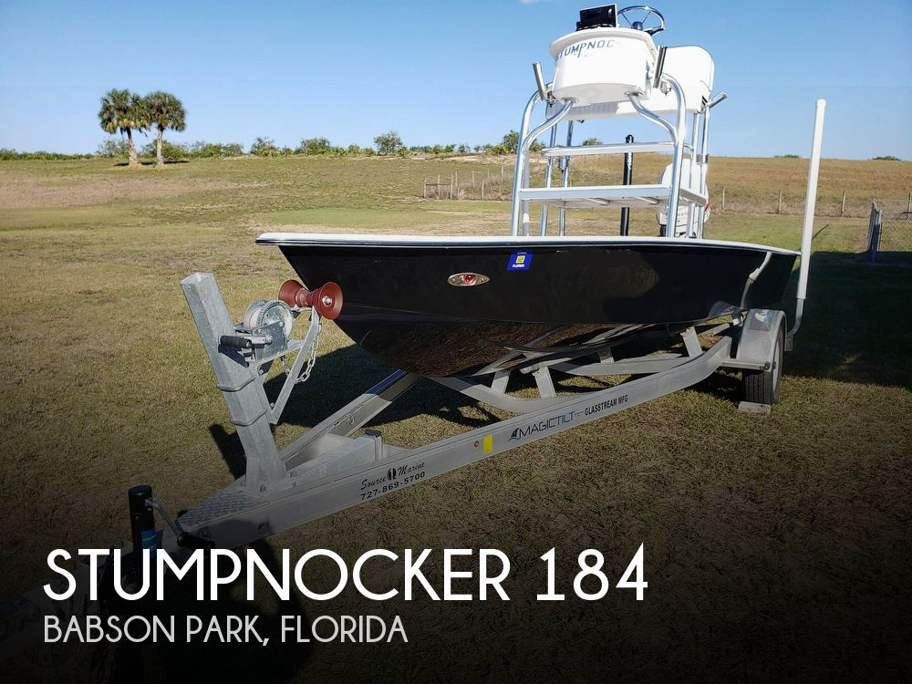 2019 Stumpnocker boat for sale, model of the boat is 184 Coastal CC & Image # 1 of 40