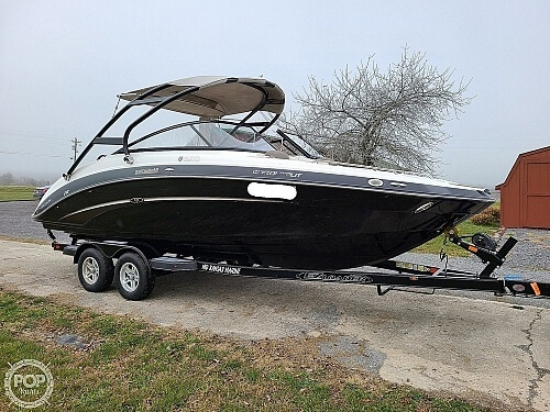 2014 Yamaha boat for sale, model of the boat is 242 Limited S & Image # 6 of 40