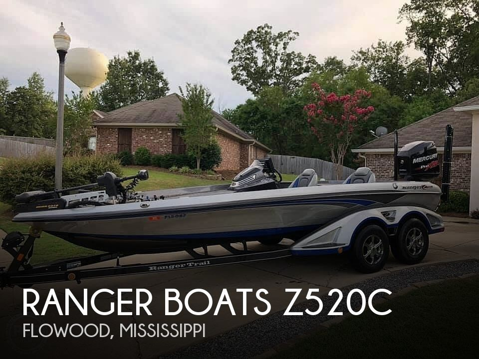 Used Power boats For Sale in Mississippi by owner   2017 Ranger Boats Z520C