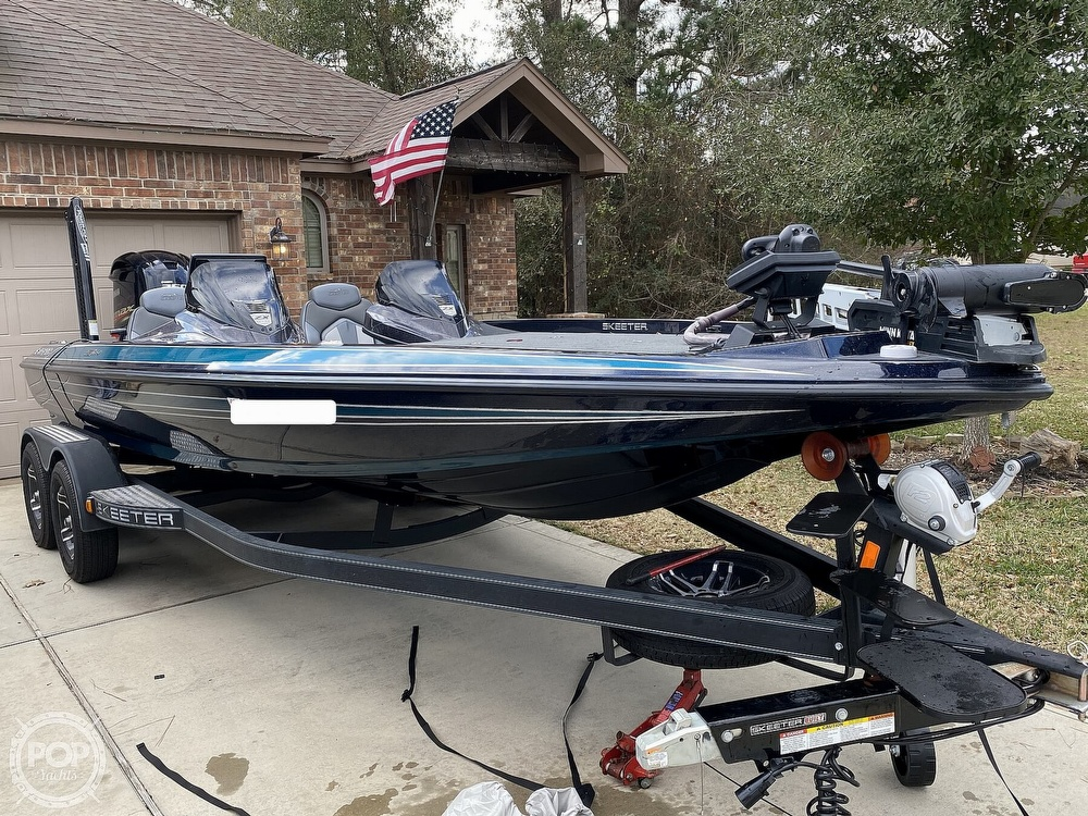 2020 Skeeter boat for sale, model of the boat is ZX250 & Image # 2 of 40