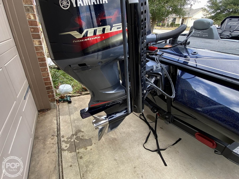 2020 Skeeter boat for sale, model of the boat is ZX250 & Image # 7 of 40