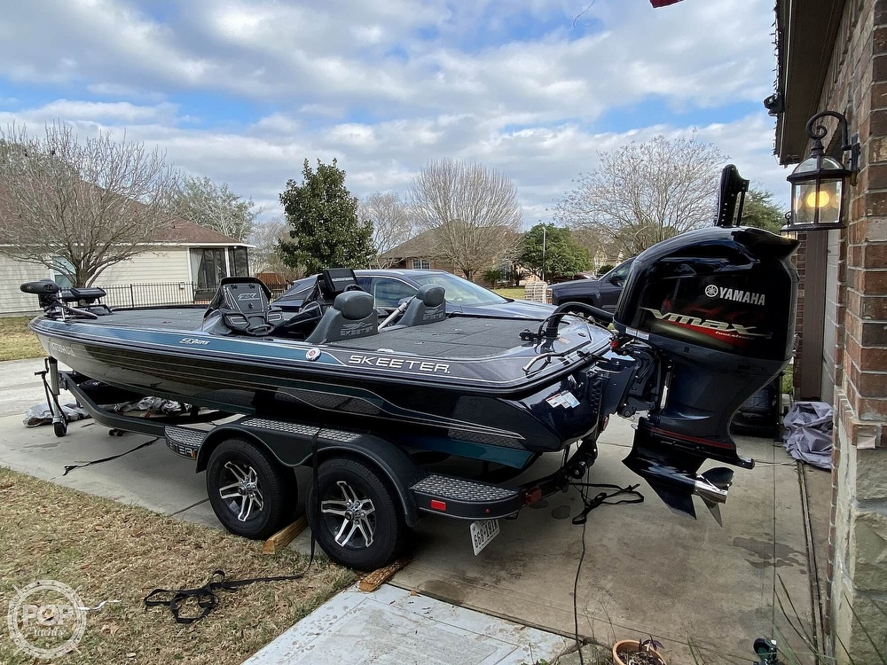 2020 Skeeter boat for sale, model of the boat is ZX250 & Image # 15 of 40