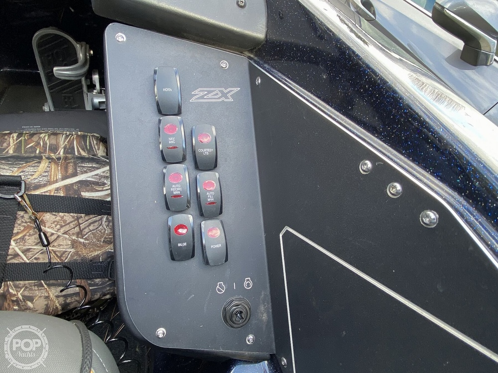 2020 Skeeter boat for sale, model of the boat is ZX250 & Image # 38 of 40