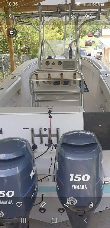 2005 American Angler boat for sale, model of the boat is 2600 CC & Image # 9 of 12