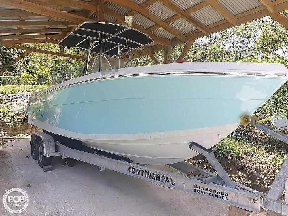2005 American Angler boat for sale, model of the boat is 2600 CC & Image # 11 of 12