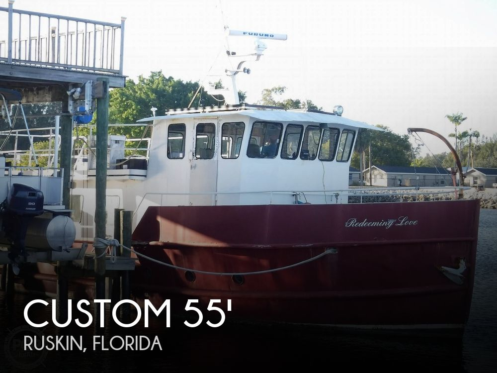1949 Custom boat for sale, model of the boat is Andrew J Marks & Image # 1 of 40