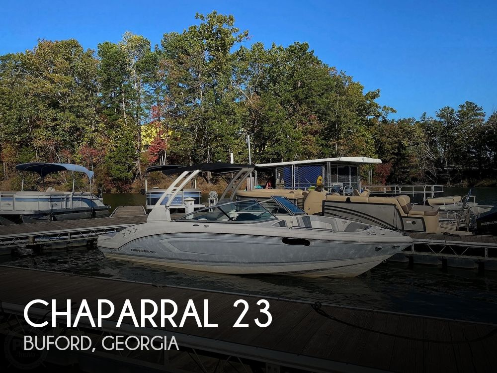 Used Chaparral Ski Boats For Sale by owner | 2019 Chaparral 23 H2O
