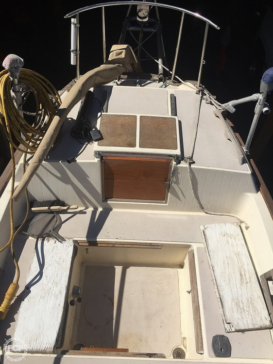 1977 Nor'sea Marine boat for sale, model of the boat is 27 & Image # 5 of 23