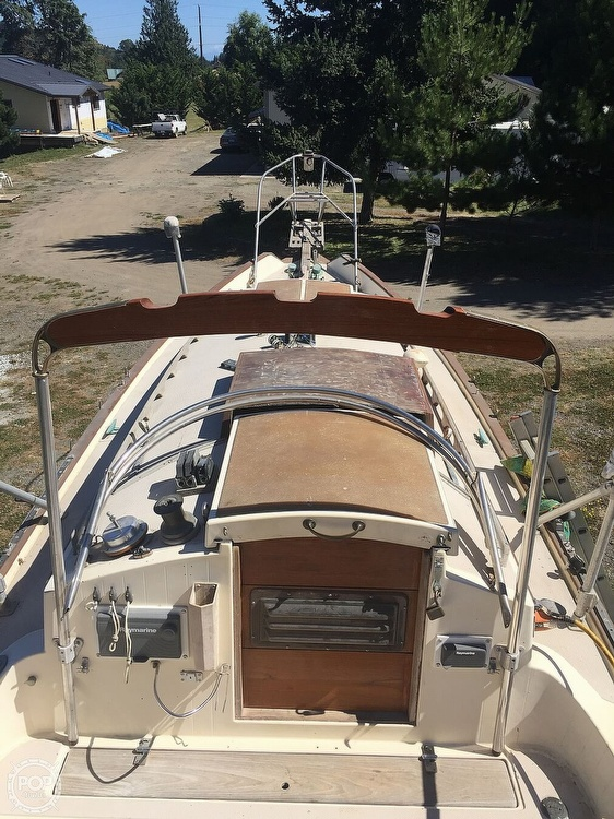 1977 Nor'sea Marine boat for sale, model of the boat is 27 & Image # 4 of 23
