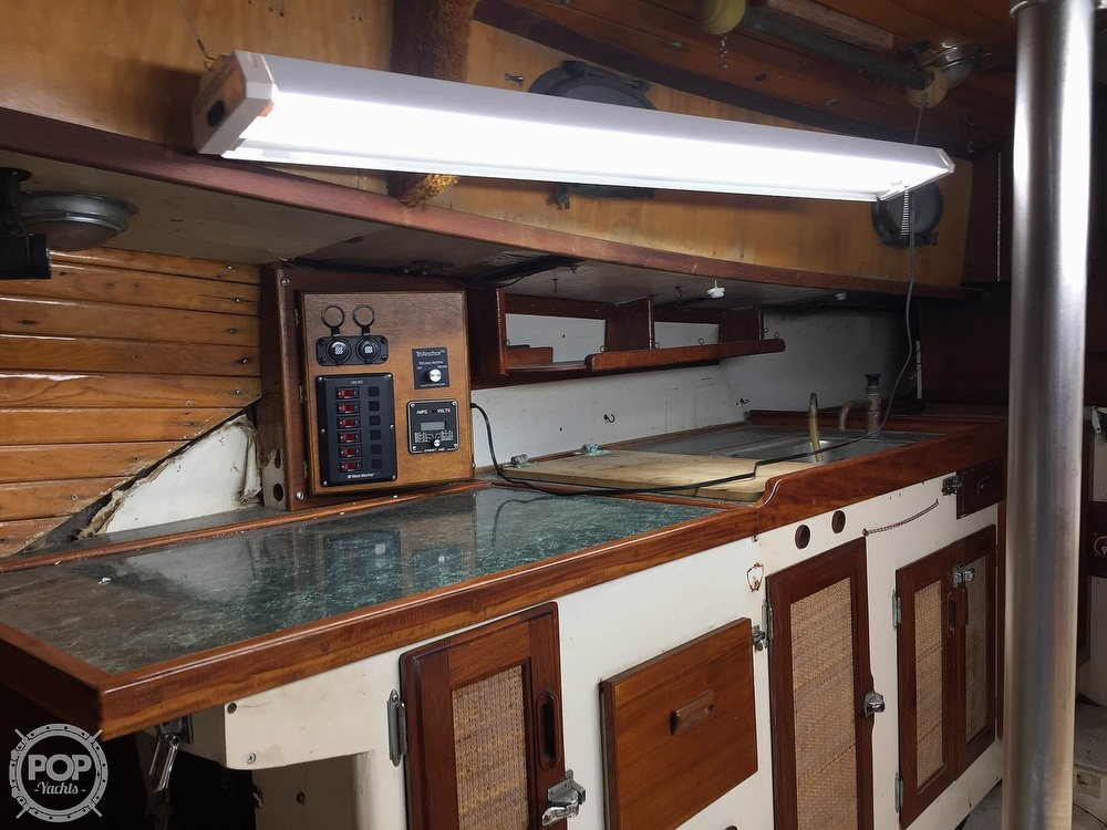 1977 Nor'sea Marine boat for sale, model of the boat is 27 & Image # 13 of 23