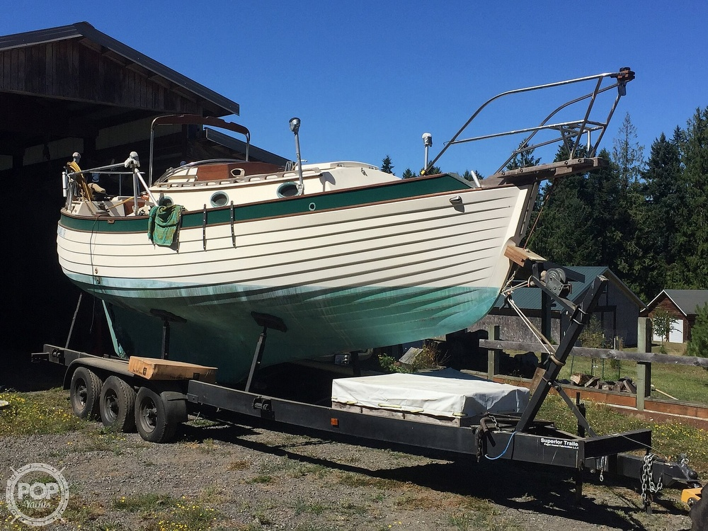 1977 Nor'sea Marine boat for sale, model of the boat is 27 & Image # 2 of 23