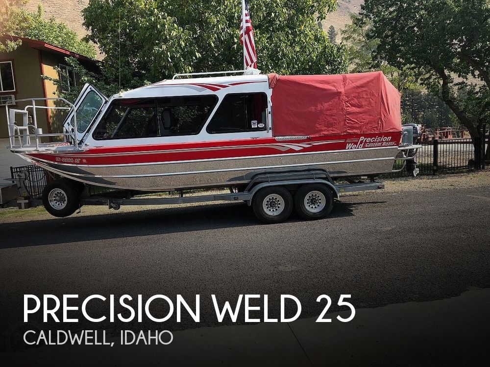 Used Boats For Sale in Idaho by owner | 2007 Precision Weld 25 Regal Series