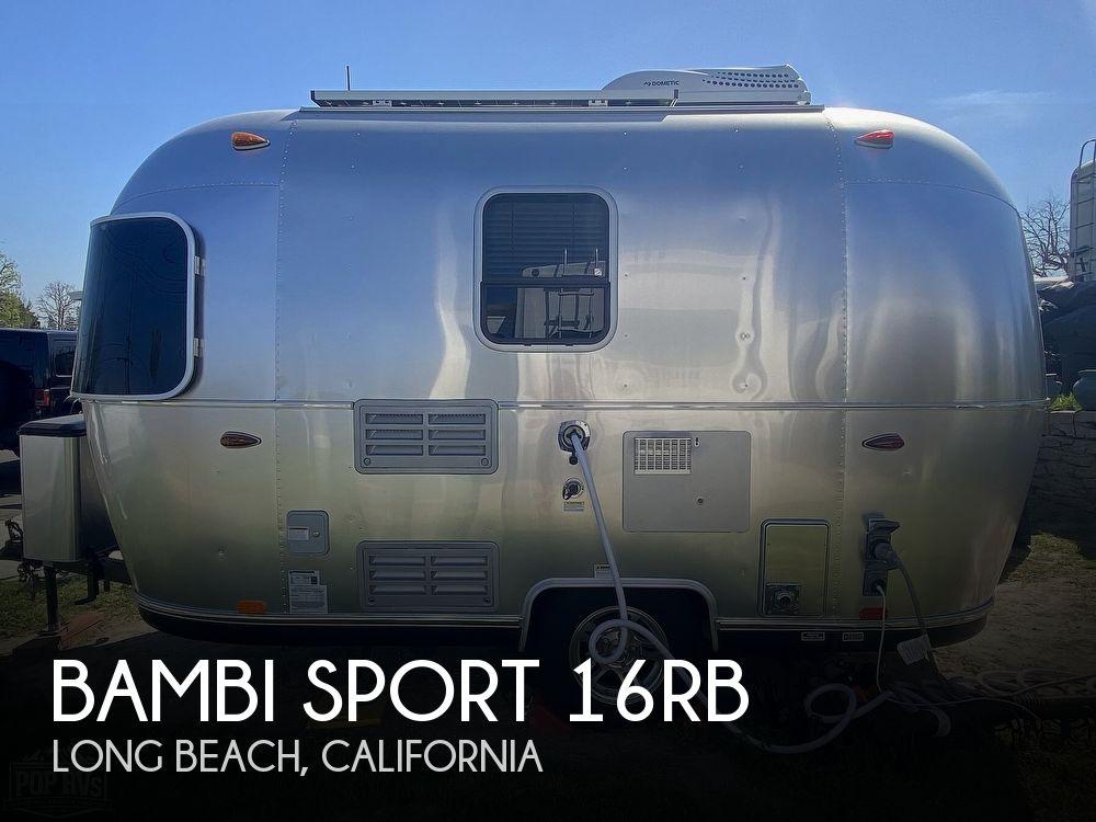 2018 Airstream Bambi Sport 16RB