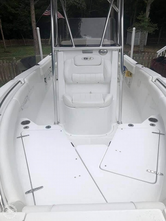 2017 Sea Hunt boat for sale, model of the boat is 210 Triton & Image # 7 of 40