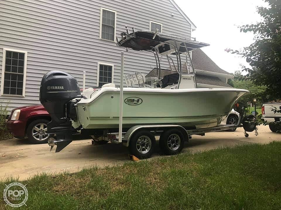 2017 Sea Hunt boat for sale, model of the boat is 210 Triton & Image # 5 of 40