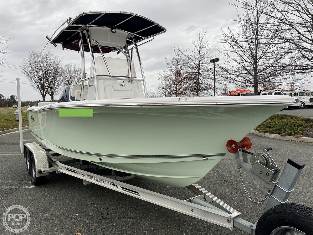 2017 Sea Hunt boat for sale, model of the boat is 210 Triton & Image # 2 of 40
