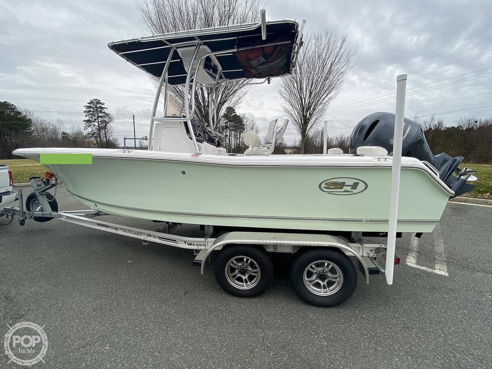 2017 Sea Hunt boat for sale, model of the boat is 210 Triton & Image # 3 of 40