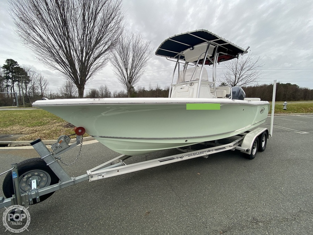 2017 Sea Hunt boat for sale, model of the boat is 210 Triton & Image # 4 of 40