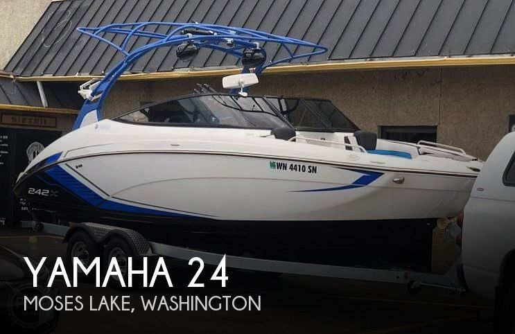 Used Yamaha Power boats For Sale by owner | 2018 Yamaha 24