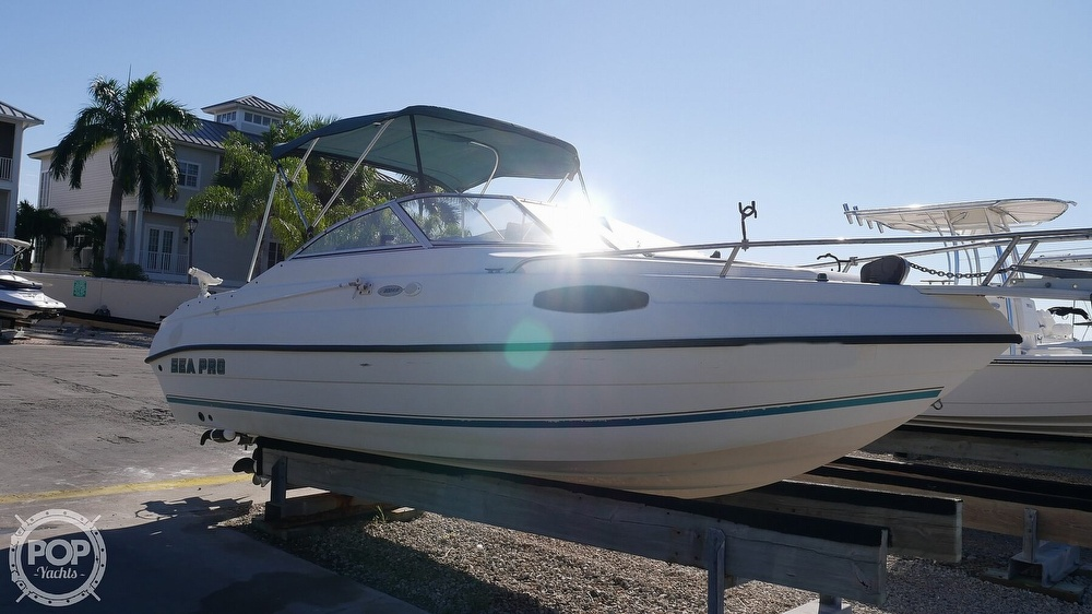 2002 Sea Pro boat for sale, model of the boat is 200FF & Image # 2 of 40