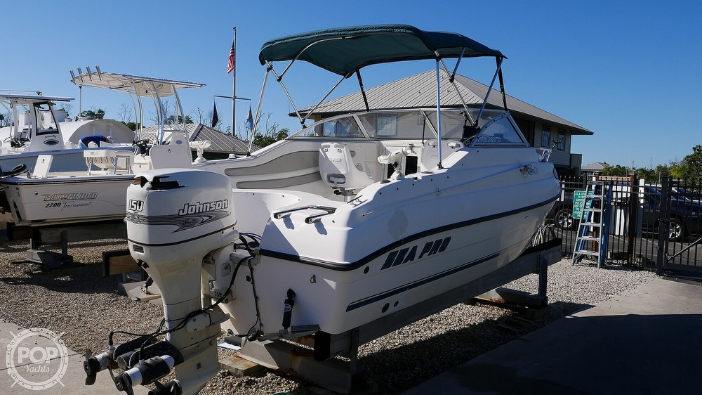 2002 Sea Pro boat for sale, model of the boat is 200FF & Image # 3 of 40