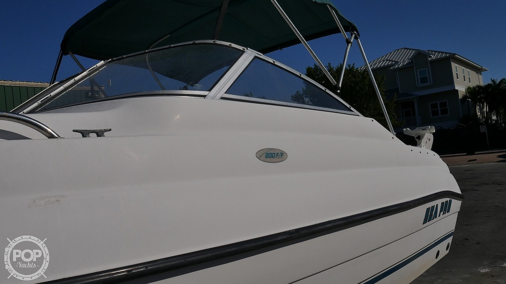 2002 Sea Pro boat for sale, model of the boat is 200FF & Image # 17 of 40