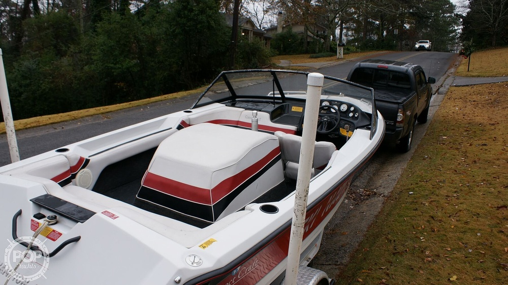 1992 Correct Craft boat for sale, model of the boat is Ski Nautique Open Bow & Image # 5 of 40