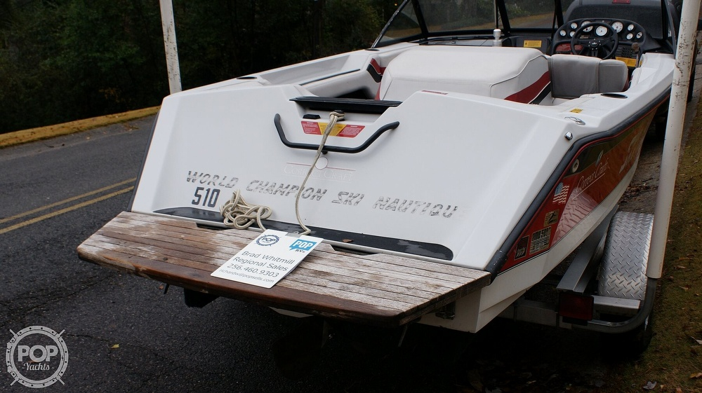 1992 Correct Craft boat for sale, model of the boat is Ski Nautique Open Bow & Image # 3 of 40