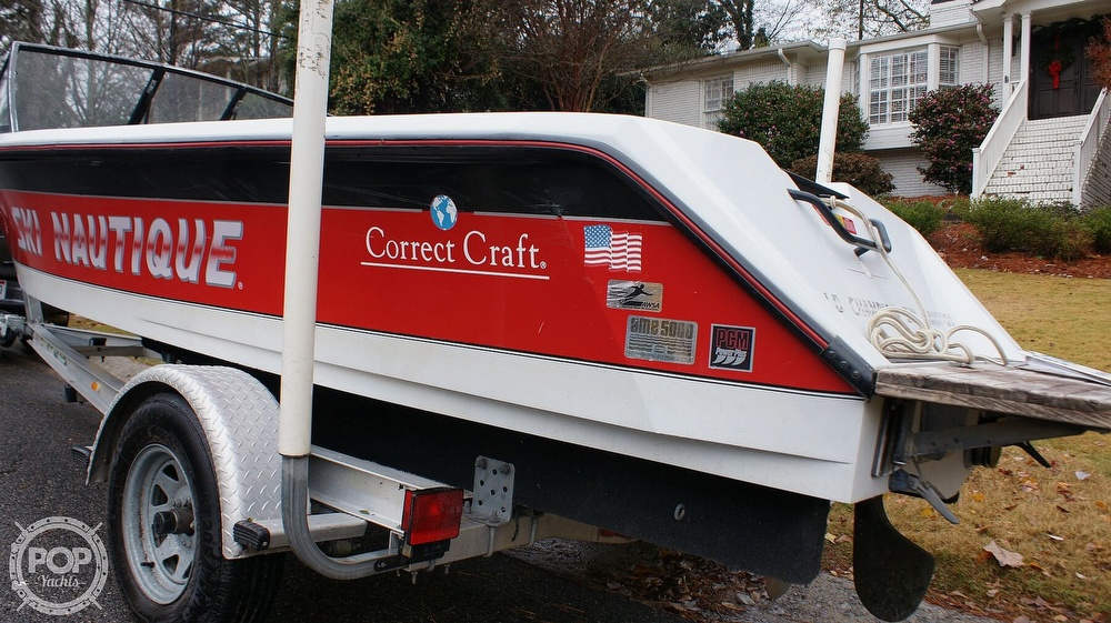 1992 Correct Craft boat for sale, model of the boat is Ski Nautique Open Bow & Image # 14 of 40