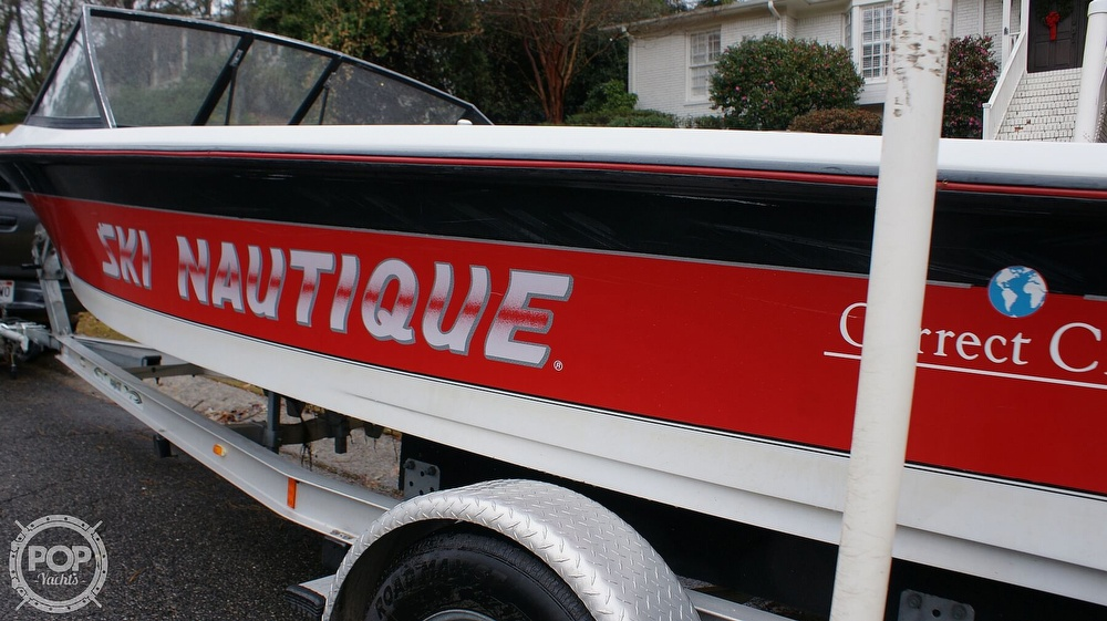 1992 Correct Craft boat for sale, model of the boat is Ski Nautique Open Bow & Image # 16 of 40