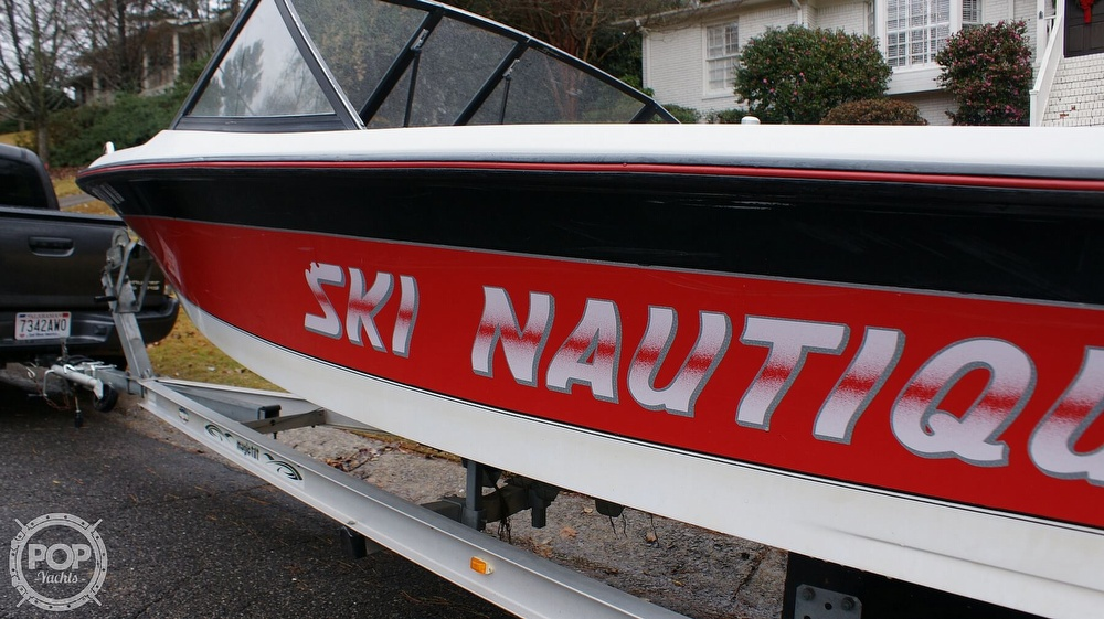 1992 Correct Craft boat for sale, model of the boat is Ski Nautique Open Bow & Image # 17 of 40
