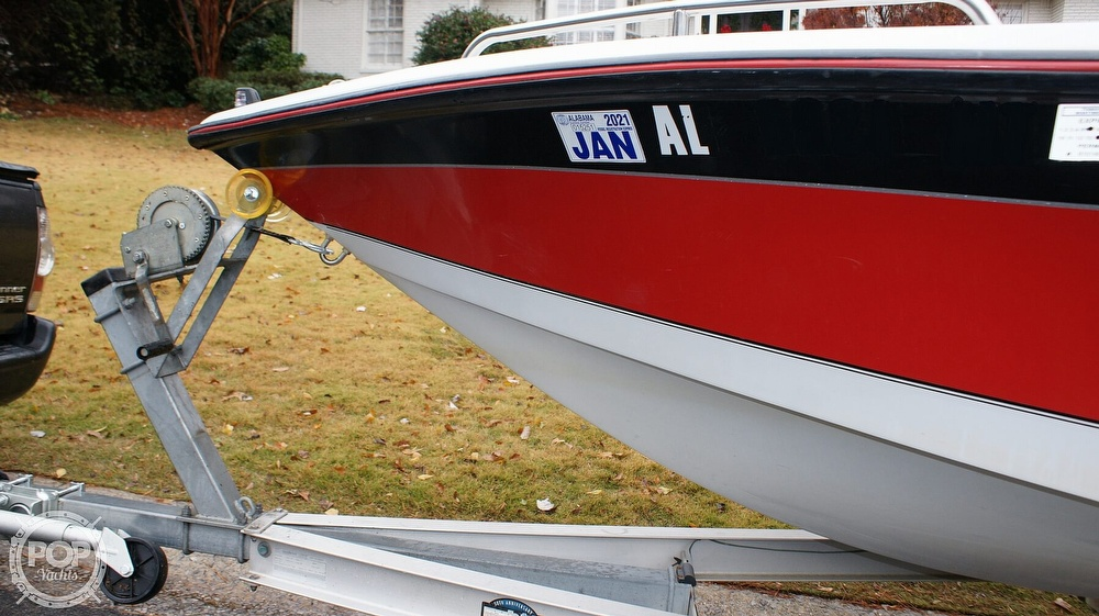 1992 Correct Craft boat for sale, model of the boat is Ski Nautique Open Bow & Image # 20 of 40