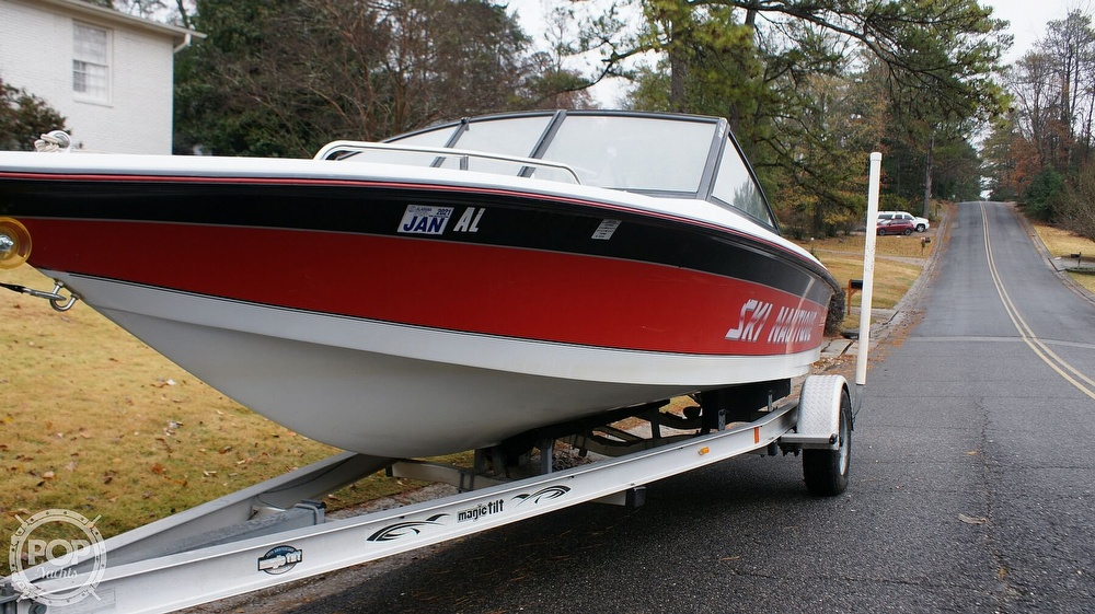 1992 Correct Craft boat for sale, model of the boat is Ski Nautique Open Bow & Image # 21 of 40