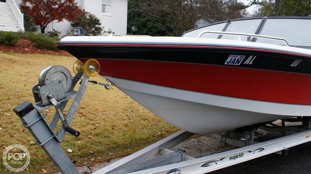 1992 Correct Craft boat for sale, model of the boat is Ski Nautique Open Bow & Image # 22 of 40
