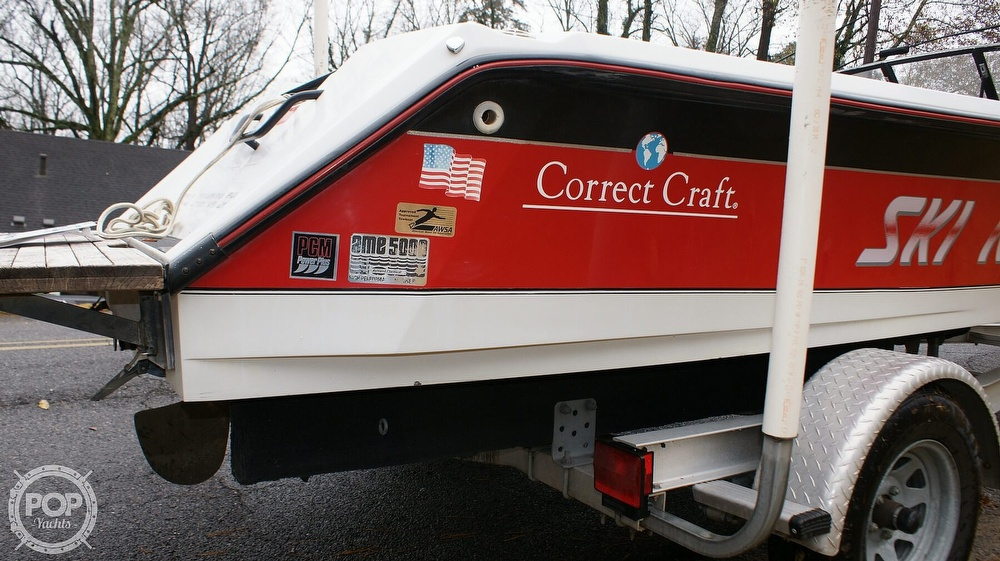 1992 Correct Craft boat for sale, model of the boat is Ski Nautique Open Bow & Image # 29 of 40