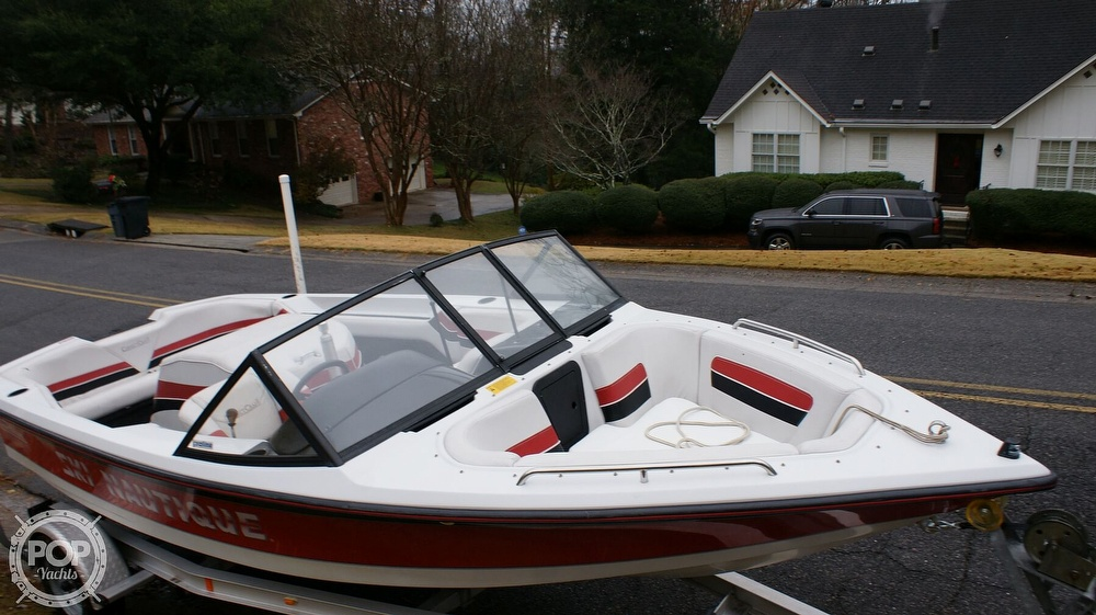 1992 Correct Craft boat for sale, model of the boat is Ski Nautique Open Bow & Image # 34 of 40