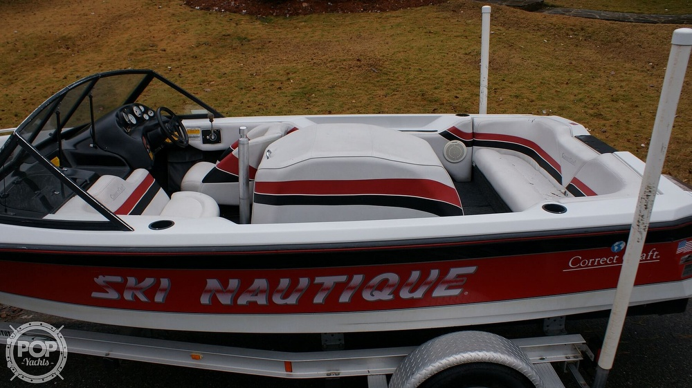 1992 Correct Craft boat for sale, model of the boat is Ski Nautique Open Bow & Image # 38 of 40