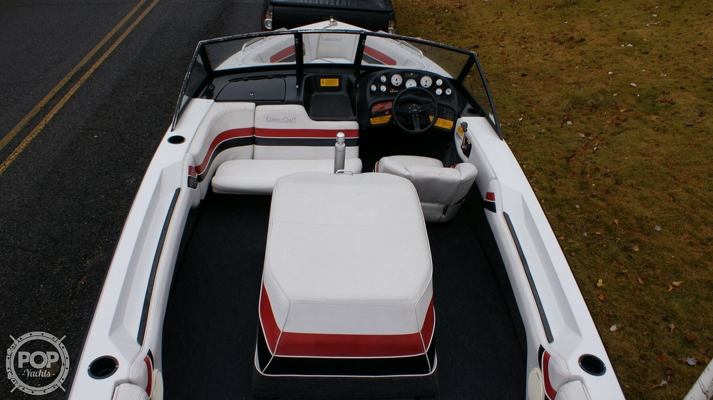 1992 Correct Craft boat for sale, model of the boat is Ski Nautique Open Bow & Image # 40 of 40