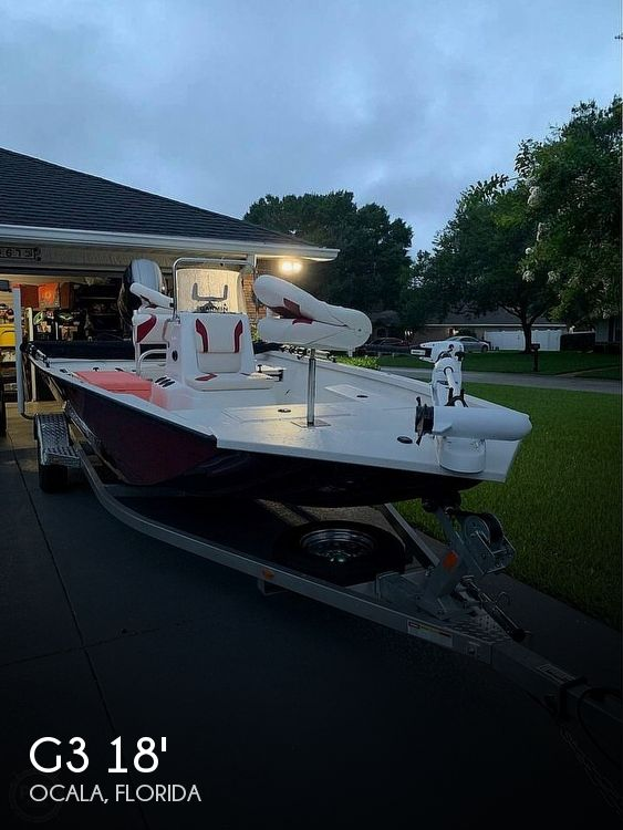 Used G3 Boats For Sale by owner | 2020 G3 DLX 18 Tunnel