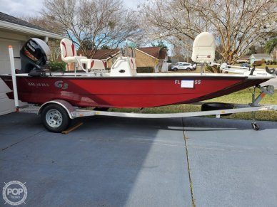 G3 Bay 18 DLX Tunnel, 18, for sale - $33,400