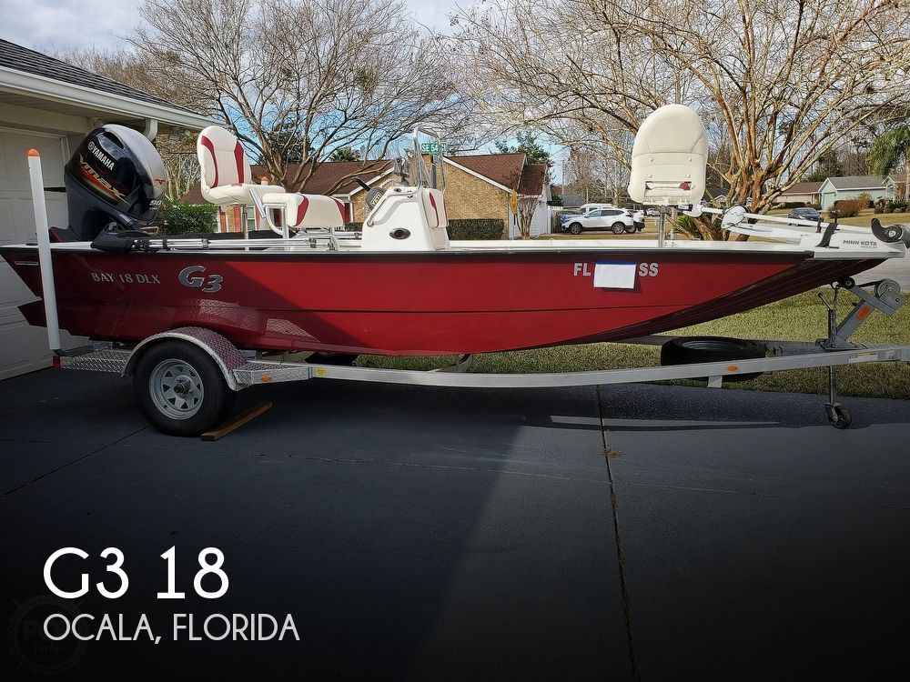 2020 G3 BOATS BAY 18 DLX TUNNEL for sale