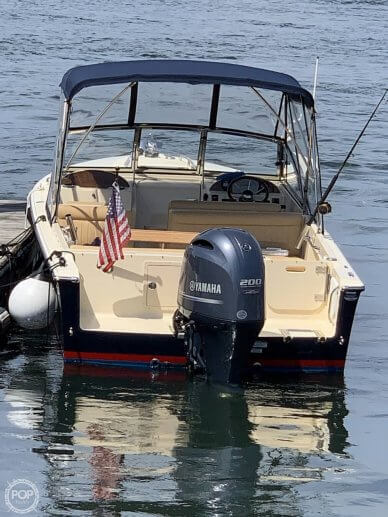 Rossiter Day Classic, 23', for sale - $106,000