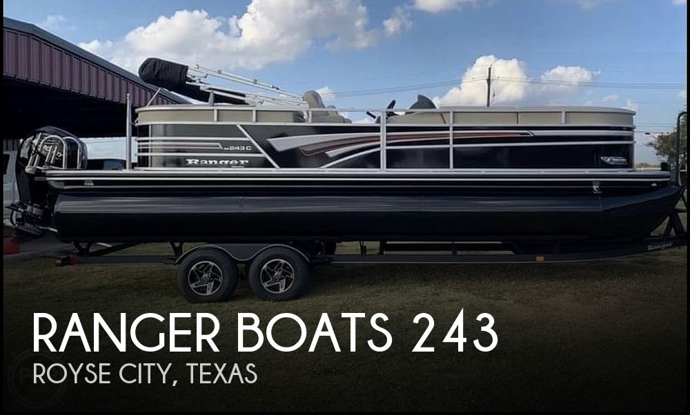 Used Boats For Sale in Tyler, Texas by owner | 2020 Ranger Boats Reata 243c