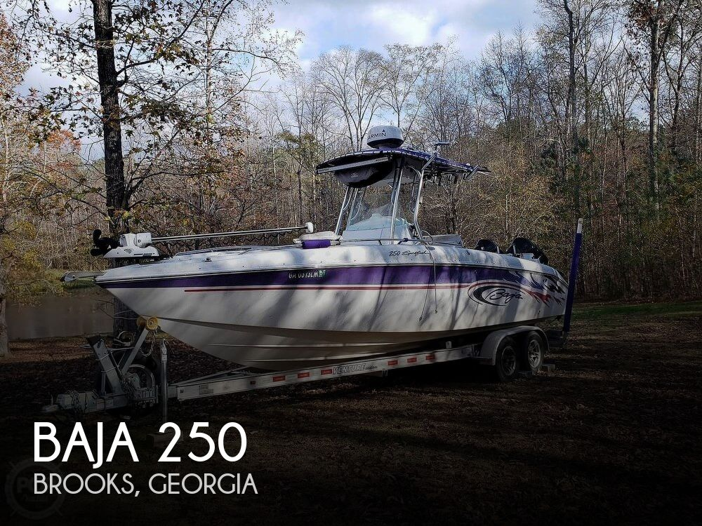 Used Power boats For Sale in Columbus, Georgia by owner | 2003 Baja 250