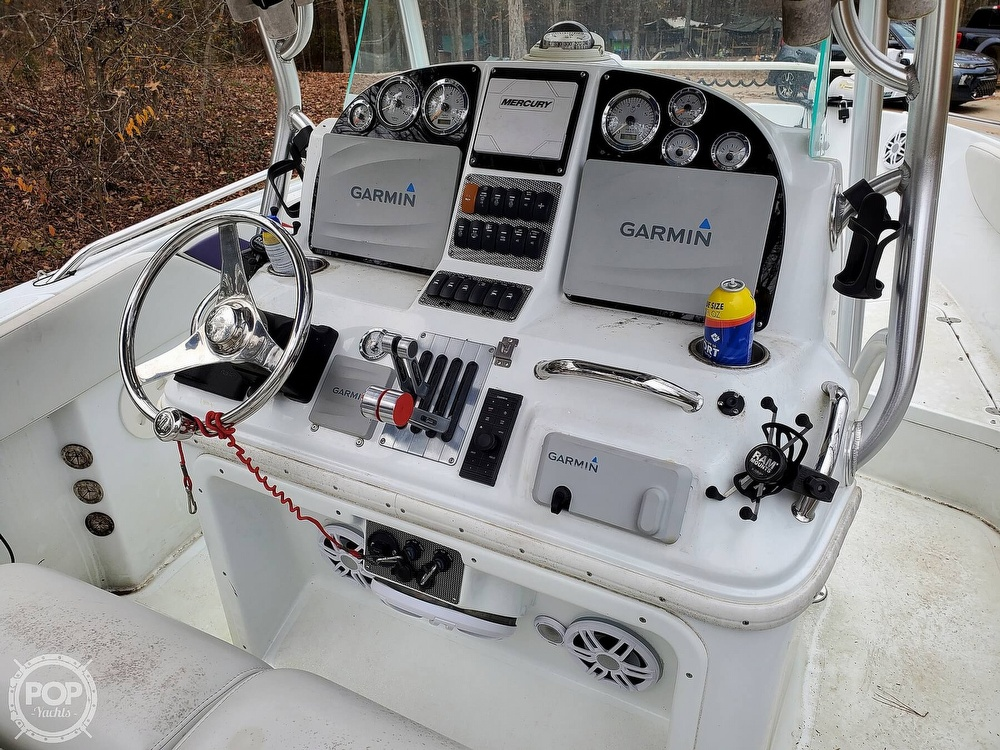 2003 Baja boat for sale, model of the boat is 250 Sportfish & Image # 3 of 40