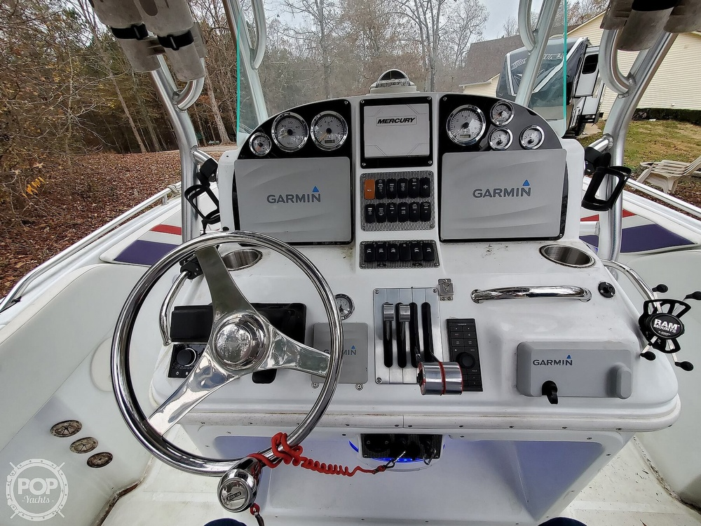 2003 Baja boat for sale, model of the boat is 250 Sportfish & Image # 21 of 40