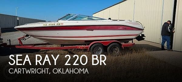 Used Sea Ray Boats For Sale in Oklahoma by owner | 1993 Sea Ray 220 BR