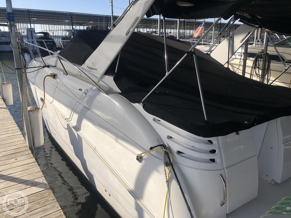1999 Larson boat for sale, model of the boat is 330 Cabrio Mid Cabin & Image # 16 of 40